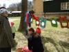 děti absolvovaly stezku s různými úkoly
