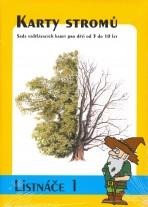 Karty stromů – Listnáče I