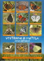 Vystřihni si motýla