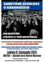 DOTEK - 25 let sametové revoluce v Krkonoších