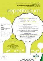 repetitorium: 4. ročník přírodovědného semináře