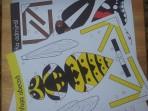 Vyhmyzovánky – vystřihovánky 5 druhů hmyzu