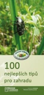 100 nejlepších tipů pro zahradu
