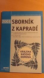 Sborník KAPRADÍ 2003