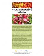 Atlas semenáčků zeleniny