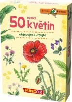 50 našich květin