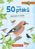 50 našich ptáků