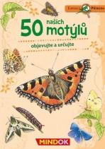 50 našich motýlů