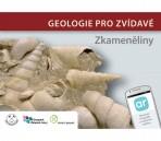 Geologie pro zvídavé – Zkameněliny – brožura s fotografiemi s ROZŠÍŘENOU REALITOU!
