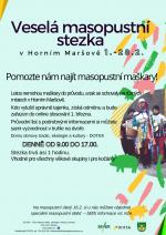 Masopustni stezka2020